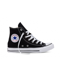 Big Kid's Converse Chuck Taylor All Star Hi Top Black    3.5 - 6
