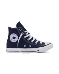 Big Kid's Converse Chuck Taylor All Star Hi Top Navy    3.5 - 7