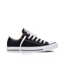 Big Kid's Converse Chuck Taylor All Star Lo Top Black    3.5 - 6