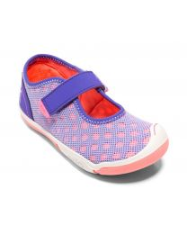 Big Kid's Plae Chloe Passion Flower     13.5 - 3