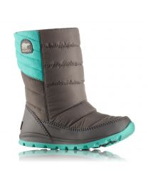 Big Kid's Sorel Whitney Mid Dolphin / Quarry  1 - 6