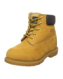 Boy's Tundra Insulated Work Boot Wheat - 3.5-7