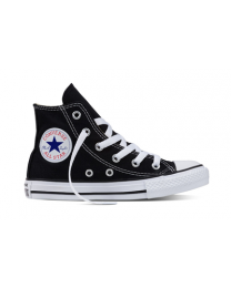 Kid's Converse Chuck Taylor All Star Hi Top Black    10.5 - 3