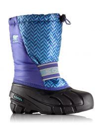 Big Kid's Sorel Cub Graphic 15 Purple Lotus   1 - 6