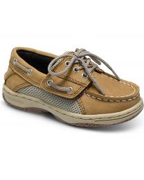 Kid's Sperry Billfish Alternative Closure Dark Tan