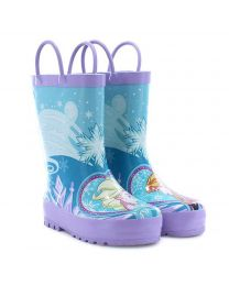 Kid's Western Chief Frozen Elsa and Anna Rain Boot