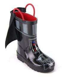 Kid's Western Chief Star Wars Darth Vader Rain Boot