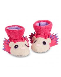 Little Kid's Acorn Easy Critter Bootie Very Berry Hedgehog