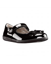 Little Kid's Nina Alani Black Patent