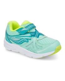 Little Kid's Saucony Baby Ride9 Turquoise