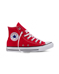 Men's Converse Chuck Taylor All-Star Hi Top Red    6.5 - 7