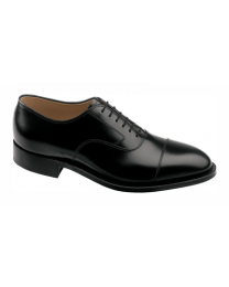 Men's Johnston & Murphy Melton Cap Toe Black