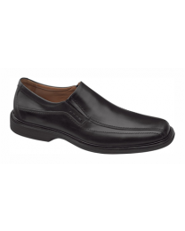 Men's Johnston & Murphy Penn Runoff Slipon Black