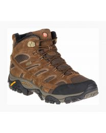 Men's Merrell Moab 2 Mid Waterproof Earth
