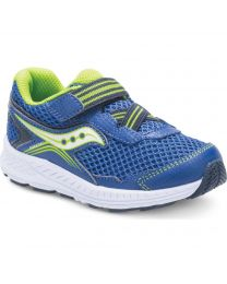 Little Kid's Saucony Ride 10 Jr Blue / Navy
