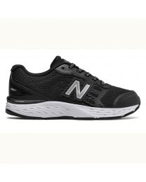 Kid's New Balance 680v5 Black / White
