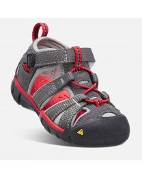 Toddler's Keen Seacamp II CNX Magnet / Racing Red