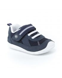Baby's Stride Rite Soft Motion Jamie Navy / White