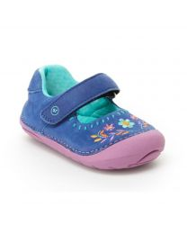 Toddler's Stride Rite Soft Motion Atley Navy Multi
