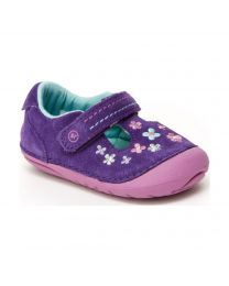 Toddler's Stride Rite Soft Motion Tonia Purple