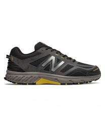 Men's New Balance 510v4 Trail Castlerock with Black
