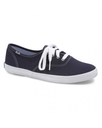 Women's Keds Champion Oxford Navy Canvas
