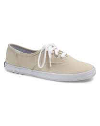 Women's Keds Champion Oxford Stone Canvas