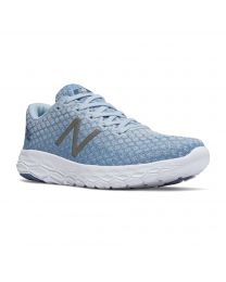Women's New Balance Fresh Foam Beacon Air/ Summer Sky/ White