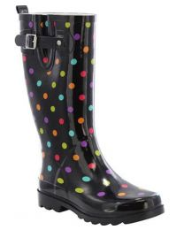 Women's Western Chief Dot City Rain Boot