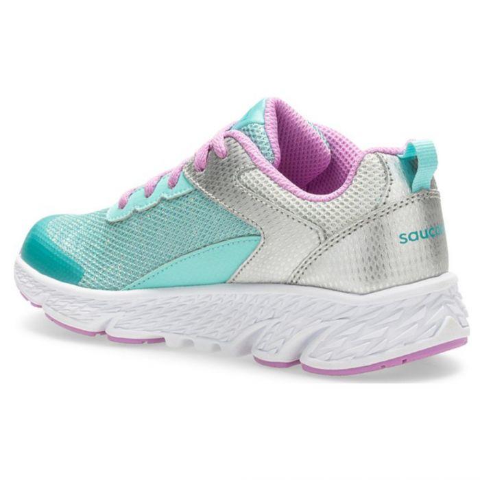 Saucony Kids Wind Lace Sneaker