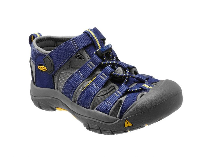 4c9cd5446df Keen - Kid's Keen Newport H2 Blue Depths / Gargoyle - 8 - 13 | Shoes,  Footwear, Sneaker, Children