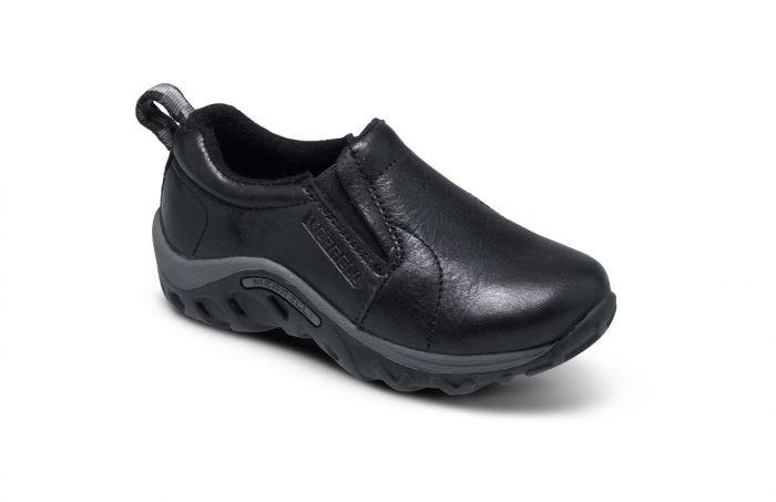 Merrell Jungle Moc Leather Black
