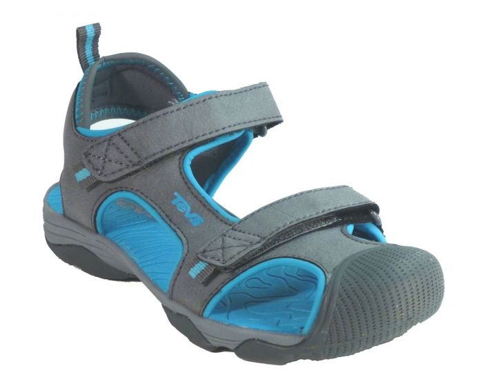 6ec74aa04 Teva - Kid s Teva Toachi 4 Dark Grey   Blue