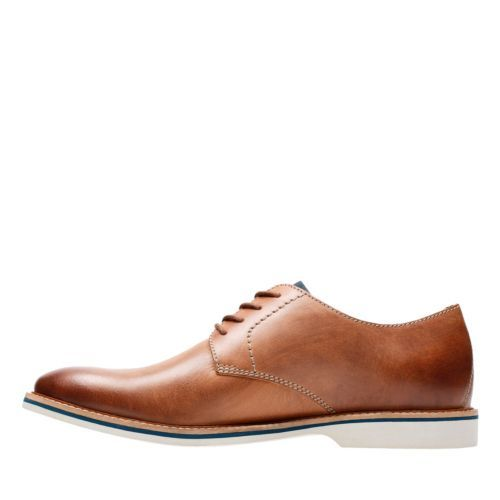 pick up get online picked up Men's Clarks Atticus Lace Tan