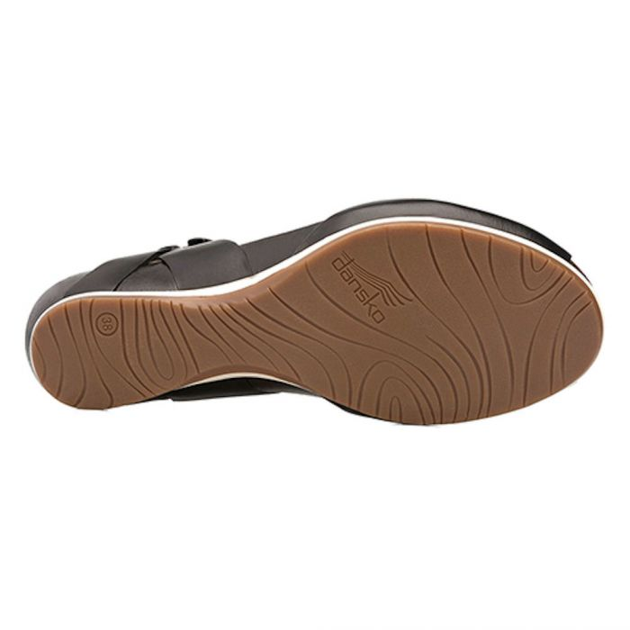 7f545fa2f7e7 Home  Women s Dansko Vera Black Burnished Leather. Skip to the end of the  images gallery