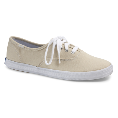 8a93013d1bf13 Keds - Women s Keds Champion Oxford Stone Canvas